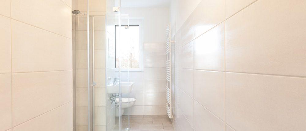 Seniorengerechte, moderne Badezimmer