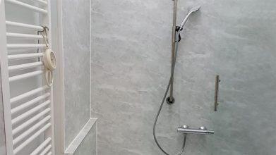 Neue Dusche mit SEGU Bad: Preis und Qialität stimmen